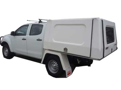 4WD and Ute Commercial and Fleet Canopy