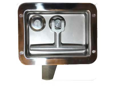 T Handle Lock Top Latch