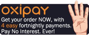 OxiPay, Buy now with 4 easy payments, no interest