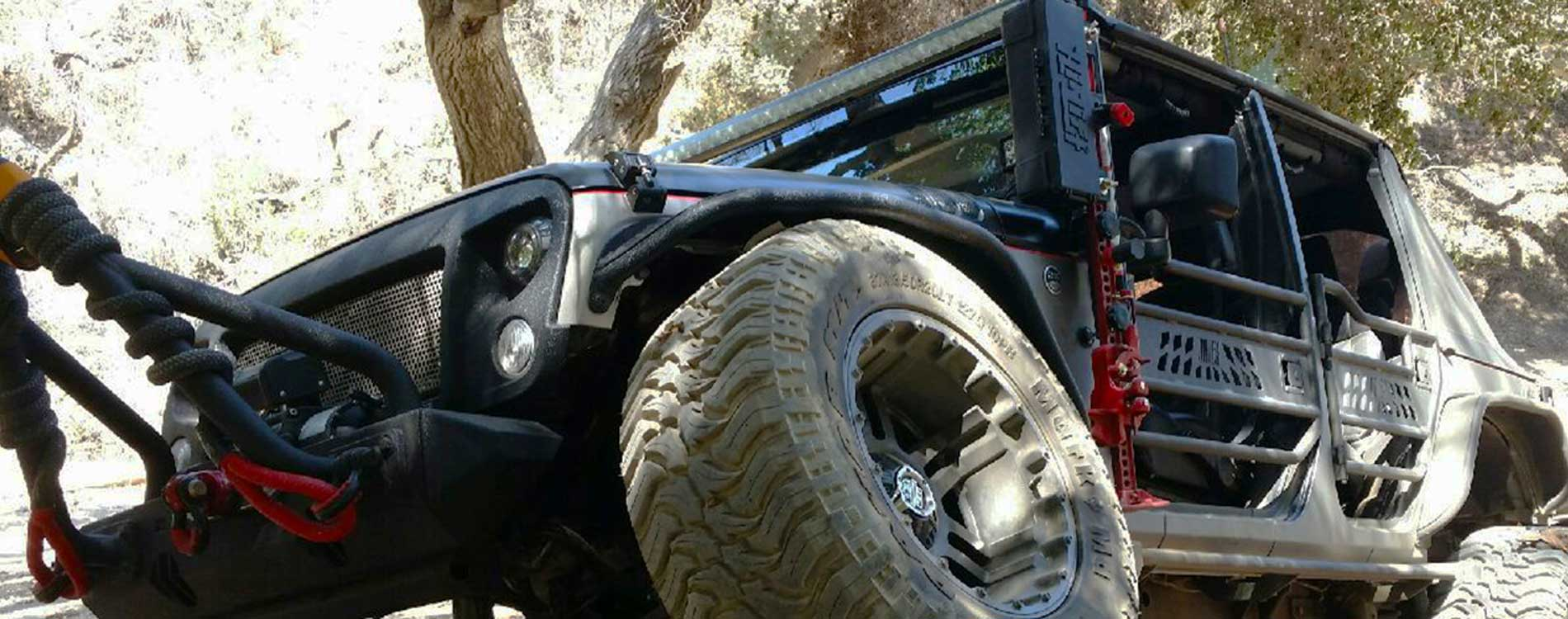 Unlock all your Jeep Locks with YOUR Wrangler Ignition Key